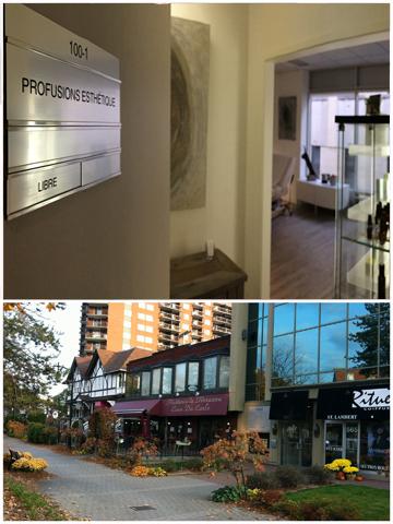 clinique d'esthétique rive sud montreal